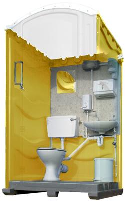 Suburban Mains Toilet