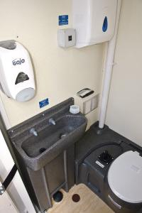 Welfare Unit Toilet